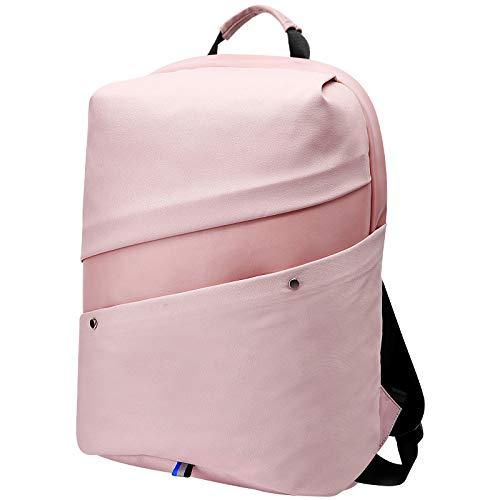 Rucksack, Schulranzen, Freizeit, Outdoor, große Kapazität, Business-Tasche, Rosa (Pink) - P-144