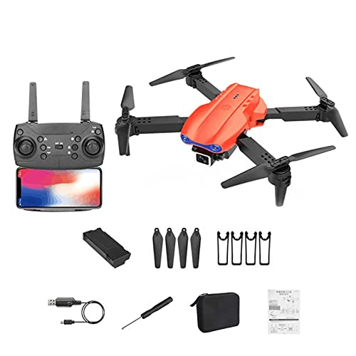 nicything 4K Dual Camera Drone for Adults and Kids, Foldable Mini Drone Quadcopter Toys with Remote...
