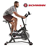 Schwinn Speedbike IC2i Fitnessbike mit LCD-Display, Performance Lenker, Direct-Drive-Getriebe, Max....
