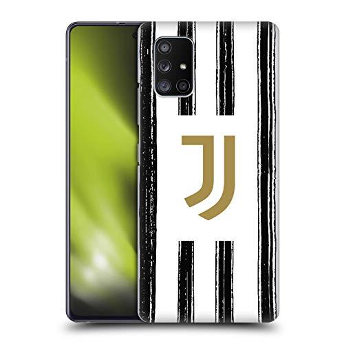 Head Case Designs Offizielle Juventus Football Club Home 2020/21 Match Kit Harte Rueckseiten Handyhülle Hülle Huelle kompatibel mit Samsung Galaxy A51 5G (2020)