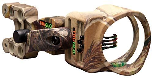 TRUGLO Carbon X5-4- Best Multi Pin Archery Sight