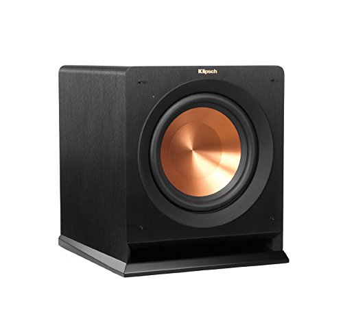 Amazon.com: Klipsch R-110SW Subwoofer: Home Audio & Theater $199.99