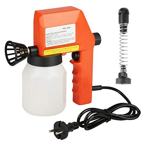 Elektrisches Farbspritzgerät, handgehaltenes 220-V-Farbspritzgerät mit großer Kapazität und geringer Luftaufnahme