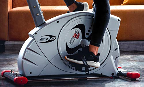 Christopeit Ergometer ET 6 Heimtrainer Fahrrad Bild 4*