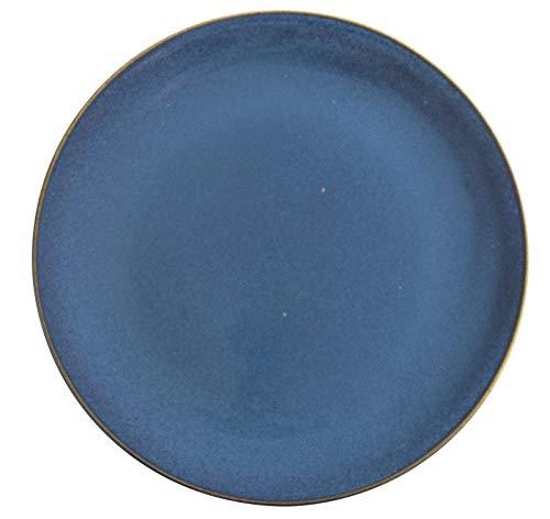 Kahla Homestyle atlantic blue Pizzateller 31 cm