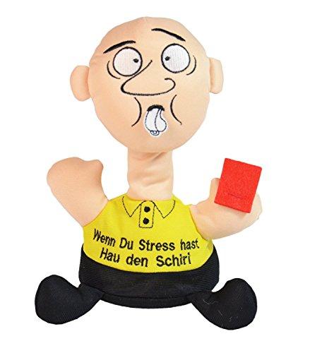 Stress Max 75587 - Schiedsrichter Puppe