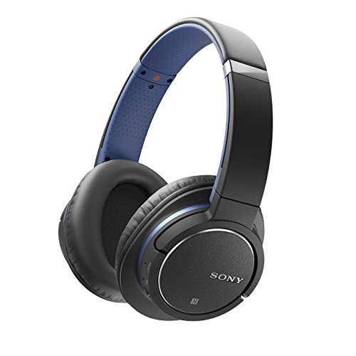 Sony MDR-ZX770BNL Azul - Auriculares supraurales Bluetooth NFC