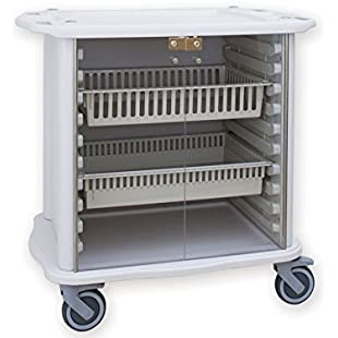 MINI 600 ISO SERVICE TROLLEY - empty