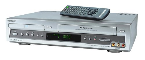 top rated Sony SLV-D100 DVD Combo Video Recorder 2020
