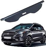 Cubierta de Carga retráctil para automóvil para Ford KuGa 2013,2014,2015,2016,2017,2018,2019,2020, Accesorios para Maletero Trasero de Coche