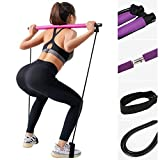 Lancei Body Trainer Fitnessgerät Long Resistance Band Stabfitness Pilates Stabfitness Bänder für Bodybuilding Workout