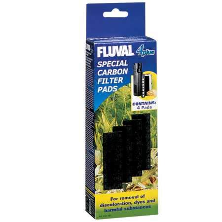 Fluval 4plus Aktivkohle-Filterpatrone