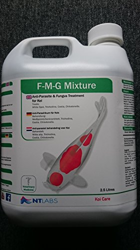 Koi Care FMG Mixture gegen Parasiten 2500 ml