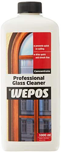 Wepos 2000103658 Profi Glasreiniger 1 Liter