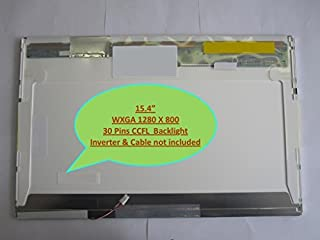Brand New 15.4 WXGA Glossy Laptop LCD Screen For Compaq Presario C700
