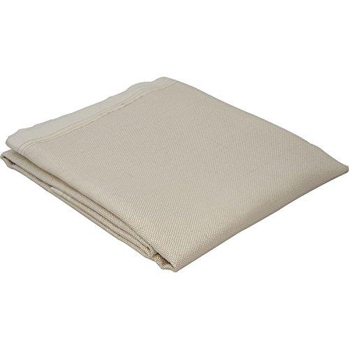 KEMPER Schweißerschutzdecke bis 750 Grad, 1000 mm x 1000 mm   1 Stück Schweissdecke