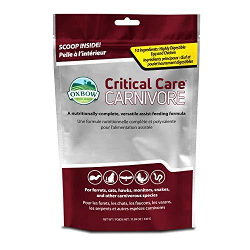 Carnivore Care Premium Pet Supplement Critical Care (340 Gram)