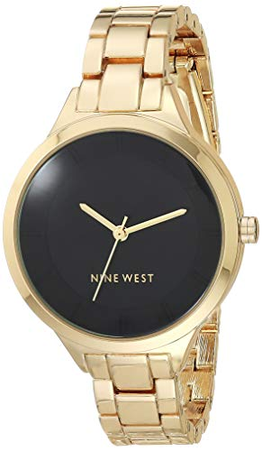 Nine West Dress Watch (Model: NW/2224BKGB)