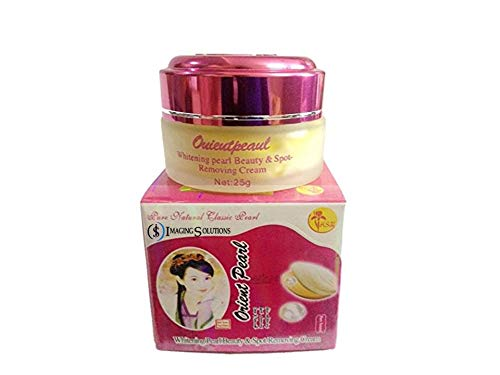 IS IMAGING SOLUTIONS Orient Pearl Day and Night Whitening and Spot Removing Cream, Small