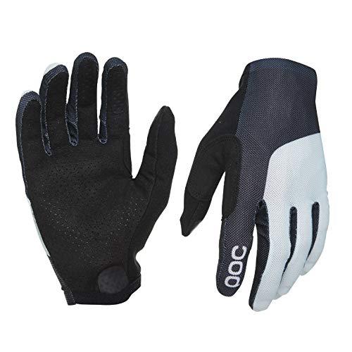 POC, Essential Mesh Glove, Uranium Black/Oxolane Grey, Medium