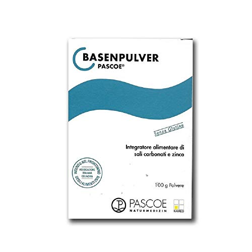 Supplement Basenpulver Pascoe Powder With Minerals And Slats 100 Gr