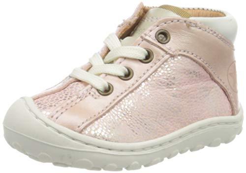 Bisgaard Saga, Sneakers Basses bébé Fille, Rose (Rouge 1610), 22 EU