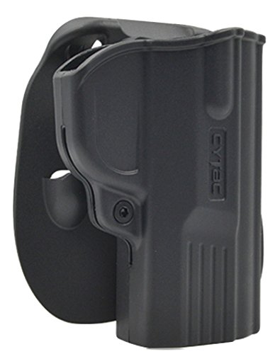 Tactical Scorpion Gear Fast Draw Paddle Holster Fits: EAA Witness Polymer Compact - Not for Carry or Steel Frame