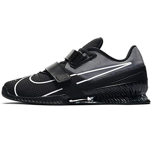 NIKE CD3463-010, Gymnastics Shoe Unisex-Adult, Negro/Blanco