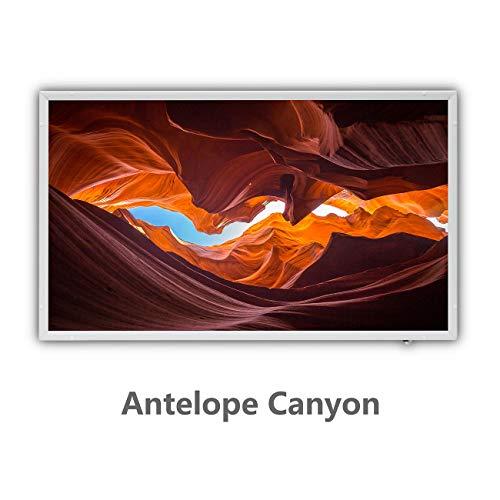 Protron Motiv Infrarotheizung Infrarot Panel Heizkörper Bild Elektroheizung Wandheizung 600Watt 600W 102x63cm (120323 Antelope Canyon)