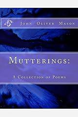 Mutterings Paperback