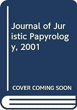JJP 31 (2001) (Journal of Juristic Papyrology)