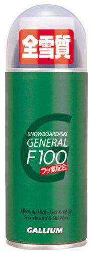 GALLIUM(ガリウム)GENERAL F100(100ml) SW2087 (フッ素配合スプレーワックス)