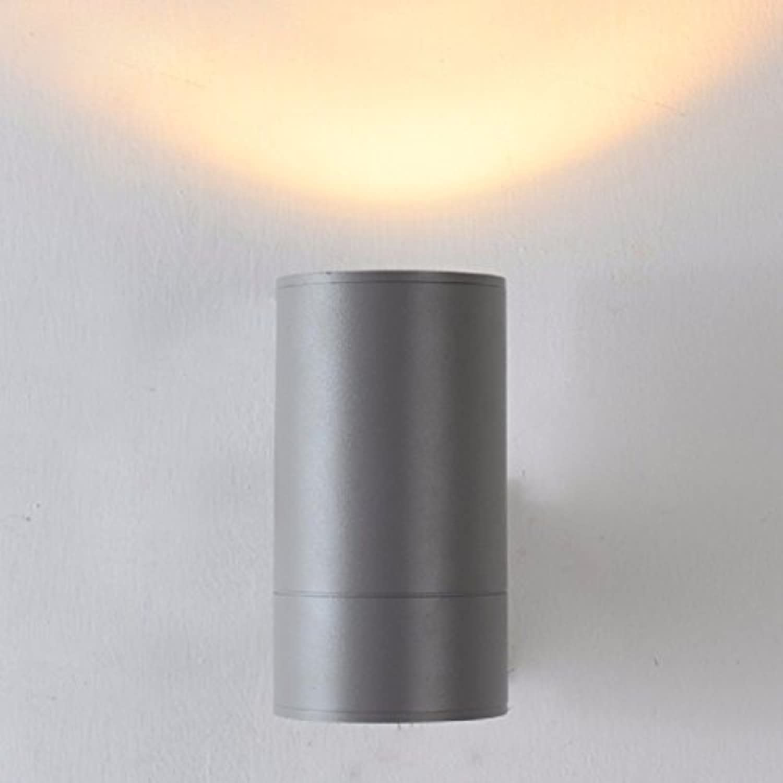 StiefelU LED Wandleuchte nach oben und unten Wandleuchten Outdoor wand Led lampe Wand Garten Wand Wasser - Licht Flur terrasse Wandleuchten, einem Kopf