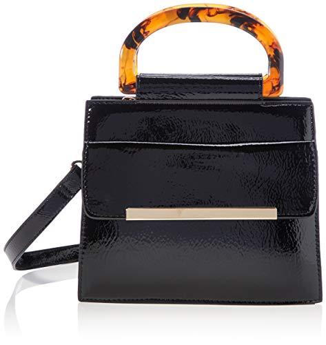 Vero Moda VMAMIE Cross Over Bag, bolso para Mujer, Black, ONE SIZE