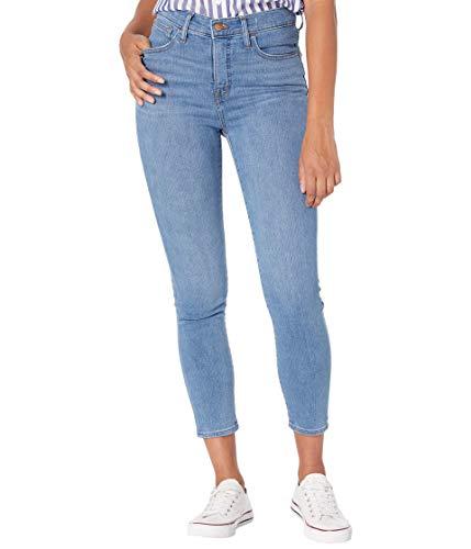 Madewell Roadtripped Cropped Jeans in Iberia Wash Iberia Wash 31
