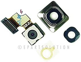 ePartSolution_Rear Main Camera Facing Front Camera Glass Lens Cover for Samsung Galaxy S3 i9300 T999 i747 i535 L710 R530 Replacement Part USA Seller (Main Camera)