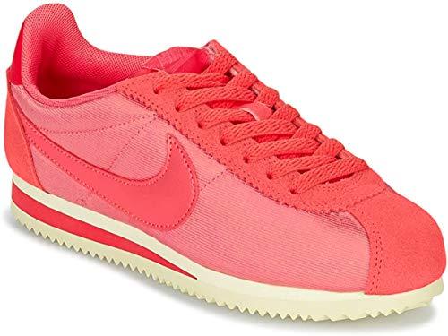 Nike - Zapatillas Nike Classic Cortez Nylon - 180214 749864 802 - Rosa, 41