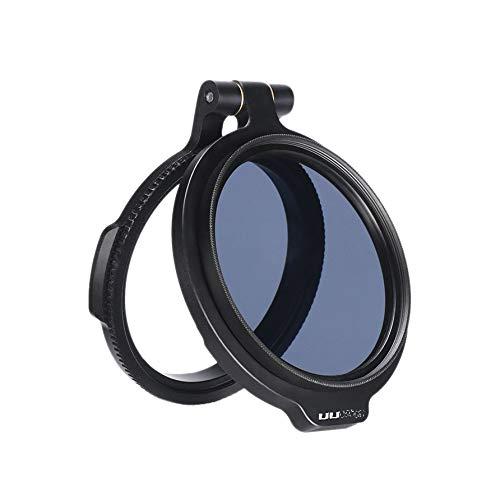 Adanse RFS ND Filterring Rapid Filtersystem Schnellwechsel-Klapphalterung Schalter für DSLR-Kamera-Zubehör-Set (49 mm)