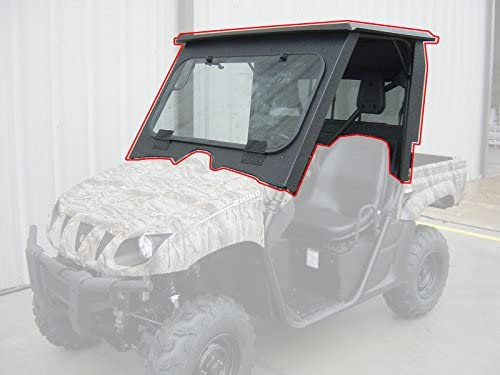 All Steel Complete Cab Reservation Enclosure No System Compatible with Doors Ranking TOP12