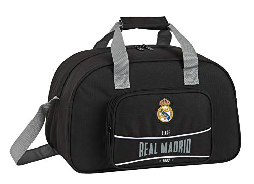 Safta 712024273 Bolsa de deporte, Bolso de viaje Real Madrid CF