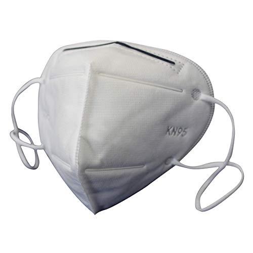 Arcnode KN95 Protective Face Mask, Unisex-Adult Face Mask, 5 Pack