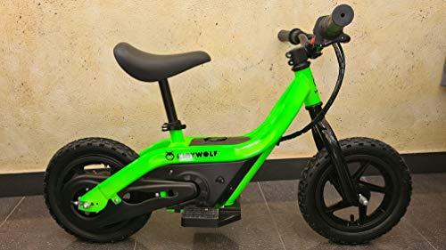 Indalchess KidyBike, la minibike 24v - Bicicleta eléctrica 24v para niños (2...