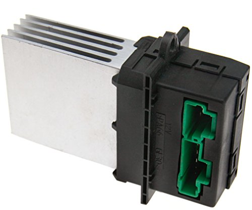 Resistencia para el motor del ventilador y el módulo de calefacción del coche