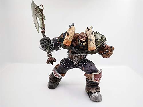 Lotoy World of Warcraft Hellscream Vol.2 Figura de PVC Figura Videojuegos Estatua Coleccionable Chibi