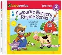 Baby Genius® Favorite Nursery Rhyme Songs (2 CDs)