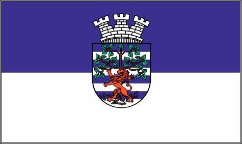 U24 Fahne Flagge Hannover Linden 90 x 150 cm