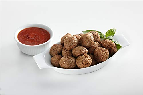 Midamar Beef Meatballs - Halal - Cooked Italian Style - 2 - 5 lb bag (Best Halal Restaurants In Los Angeles)