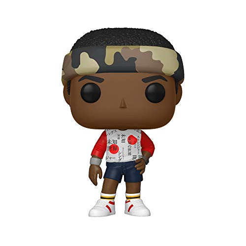 Funko - Pop! Vinyl: Stranger Things - Lucas Figura De Vinil, Multicolor (38530)