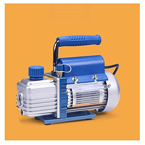 SDLSH Pompa sommergibile Pompa a Vuoto Rotante della Pompa a Vuoto in Miniatura 220 V for la Manutenzione della refrigerazione del Frigorifero del condizionatore dell'Aria Pompa di sentina per Barche