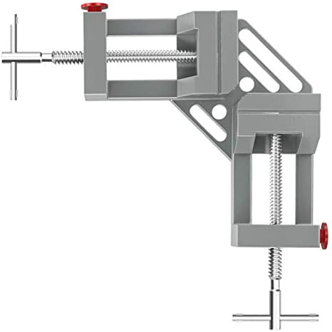 Housolution Right Angle Clamp Double Handle 90 Corner Clamp Aluminum Alloy Right Angle Clip product image